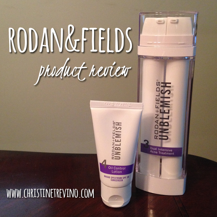 Rodan&Fields Product Review
