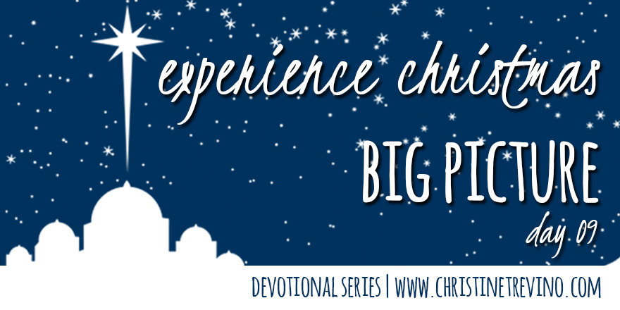Big Picture [Experience Christmas]