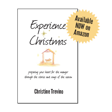 Experience Christmas available NOW on Amazon!