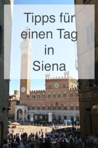 Tipps für einen Tag in Siena