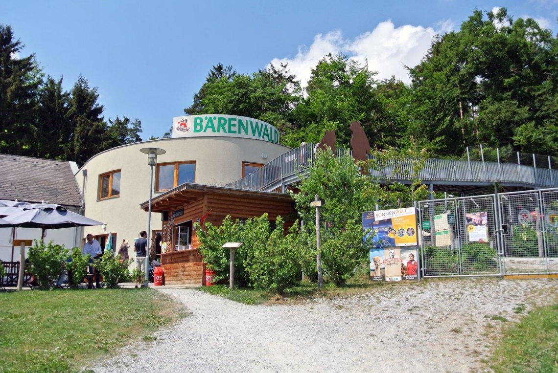 Bärenwald Arbesbach