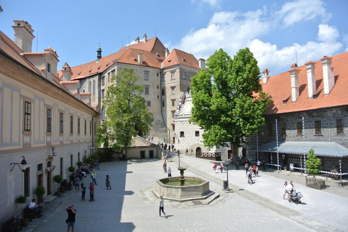 Schloss Český Krumlov