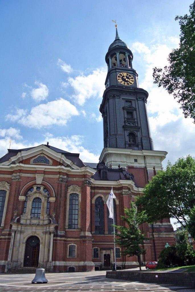 Hauptkirche Sankt Michaelis Hamburg