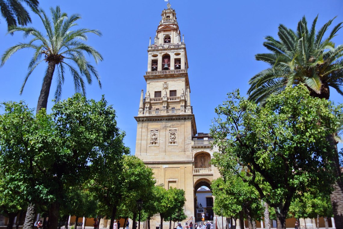 Rundreise Andalusien Cordoba