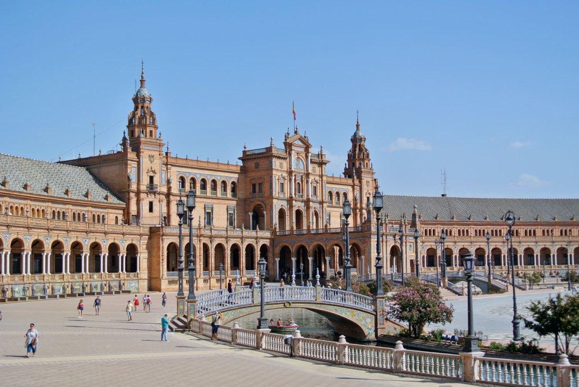 Rundreise Andalusien Sevilla