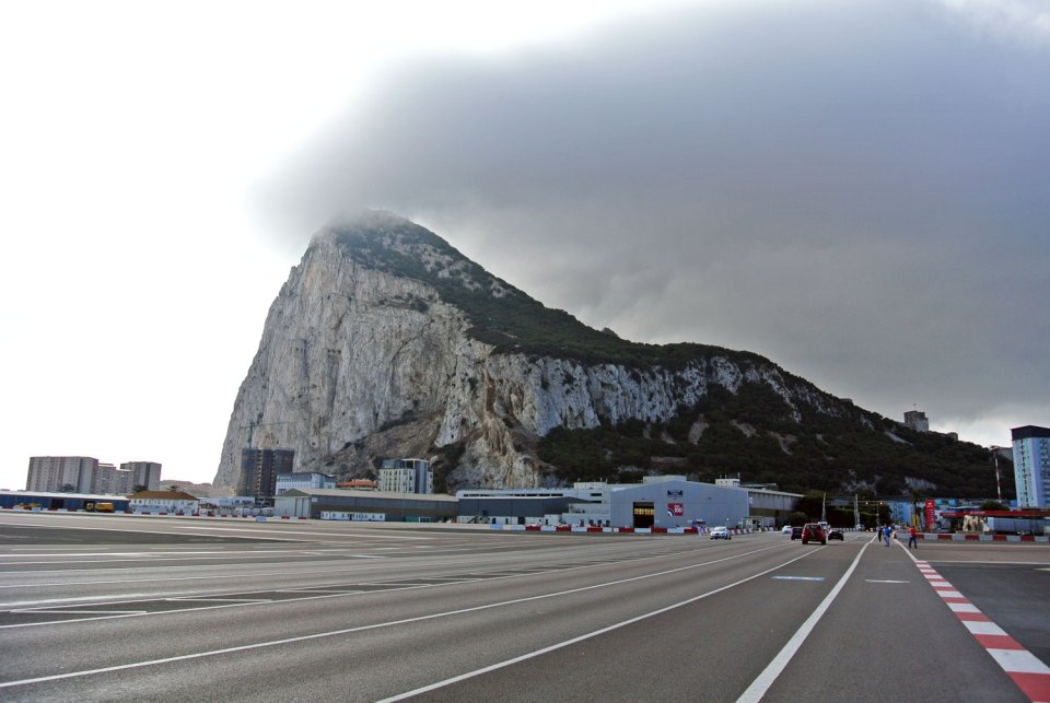 Rundreise Andalusien Gibraltar