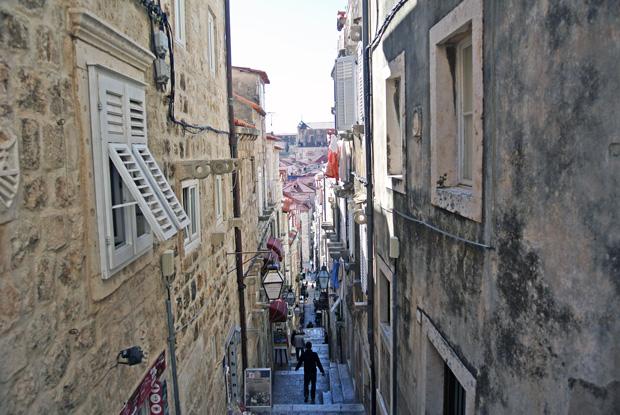 Dubrovnik Gassen