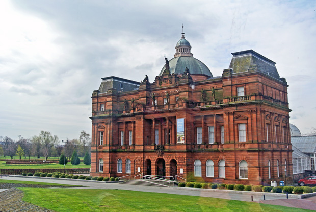 People's Palace im Glasgow Green