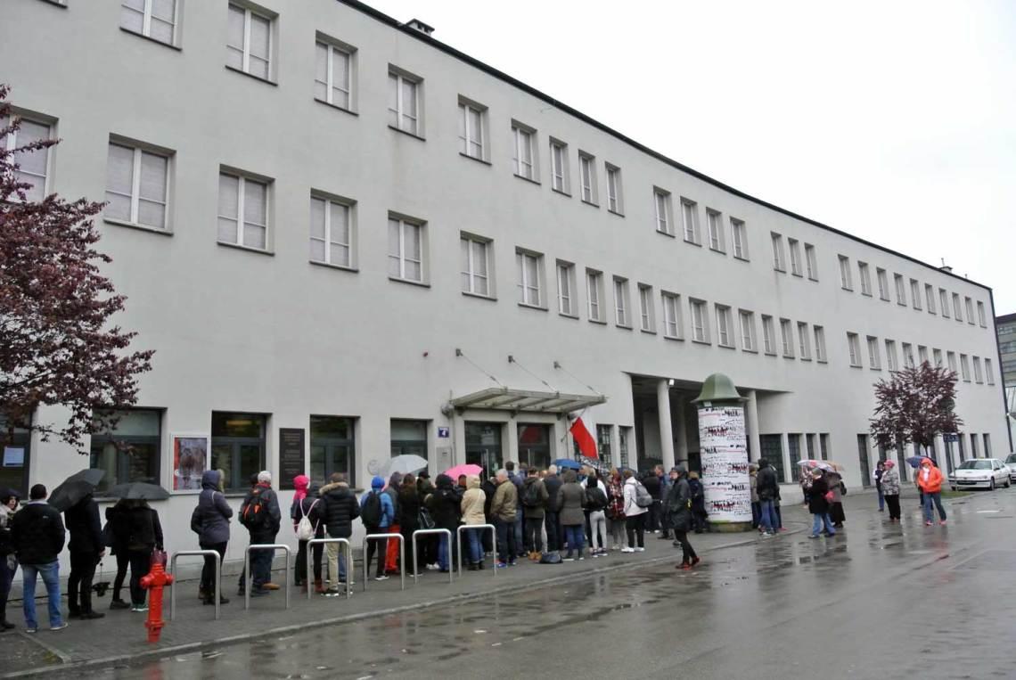 Fabryka Schindlera Krakau
