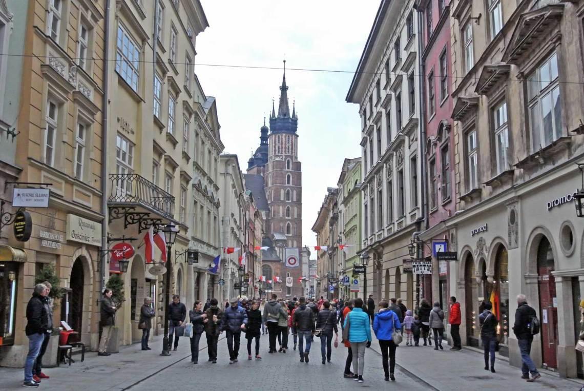 Stare Miasto Krakau
