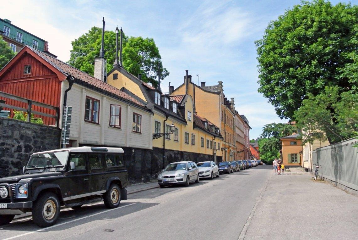 Fjällgatan Stockholm