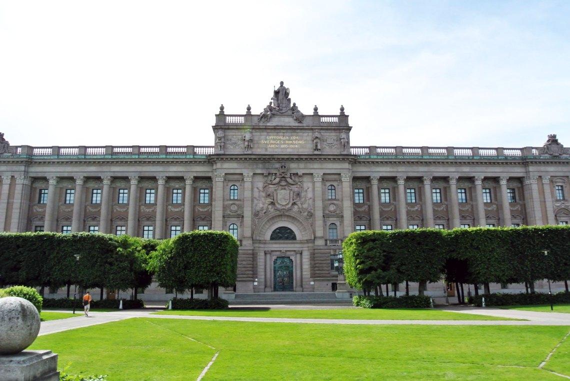 Reichstag Stockholm