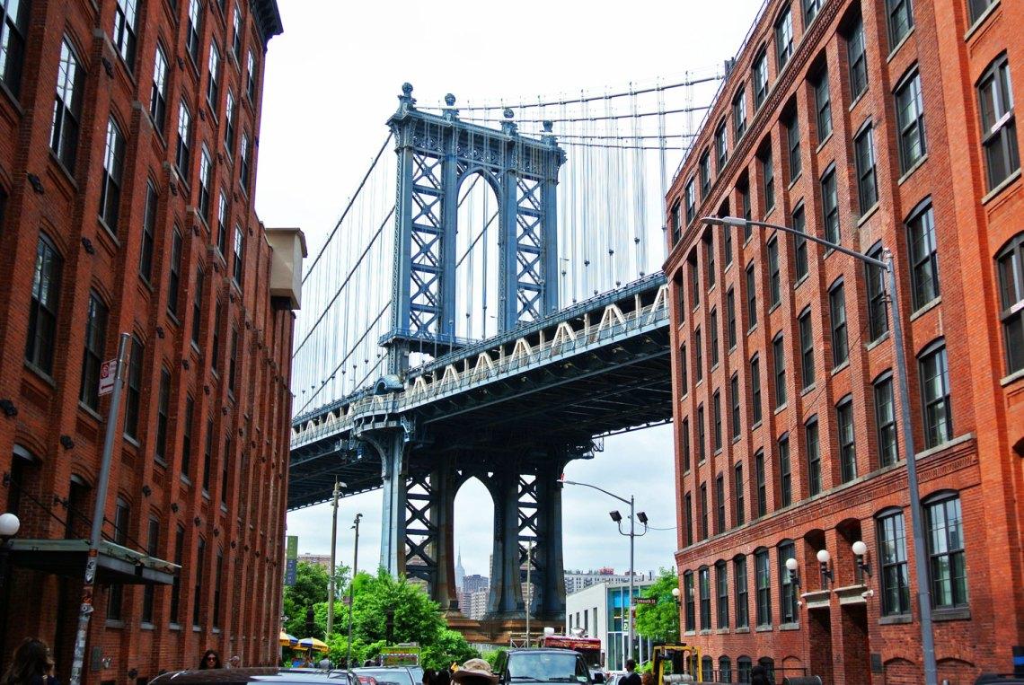 Fotoparade - Meine schönsten Bilder aus 2018: Manhattan Bridge New York