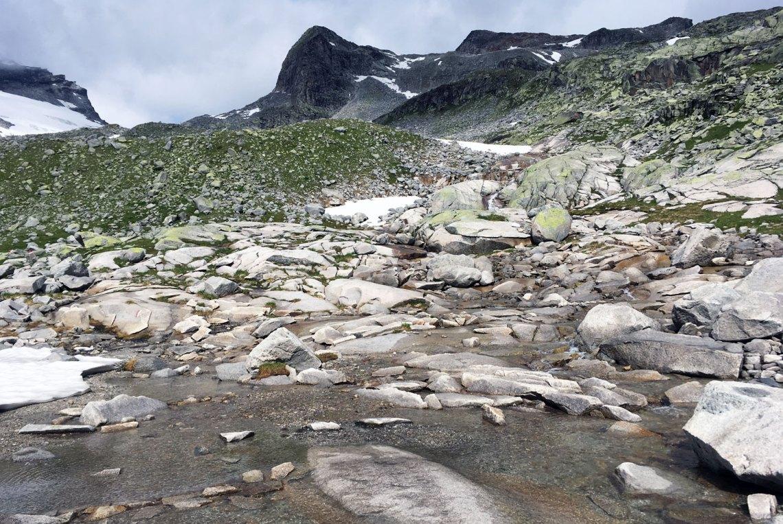 Weißsee Gletscherwelt Hans-Gruber-Weg