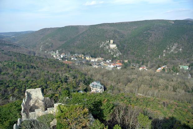Burg Rauheneck Helenental