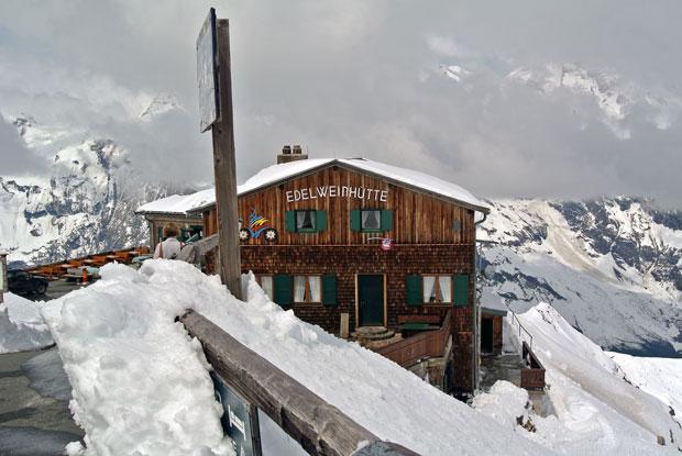 Edelweißhütte Großglockner Hochalpenstraße