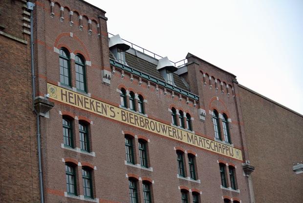 Amsterdam Heineken Experience