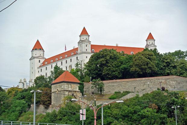 Bratislaver Burg