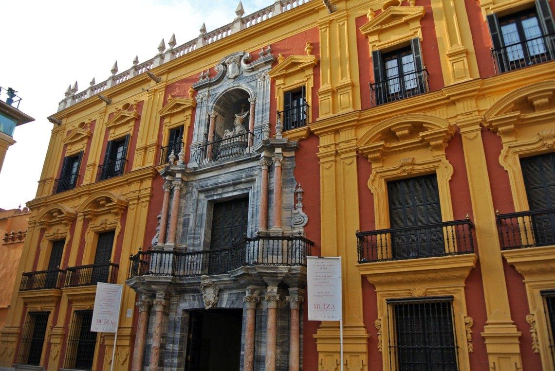 Bischofspalast Malaga
