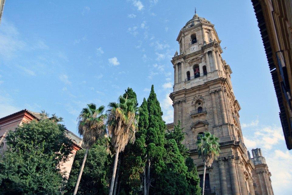 Santa Iglesia Catedral Basílica de la Encarnación Malaga