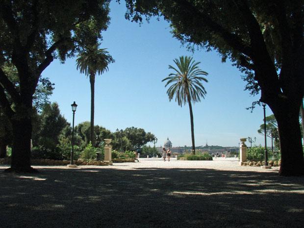 Villa Borghese in Rom