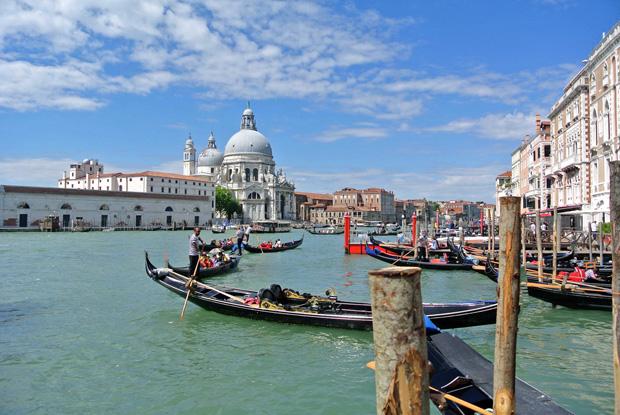 Städtetrip Venedig Canal Grande