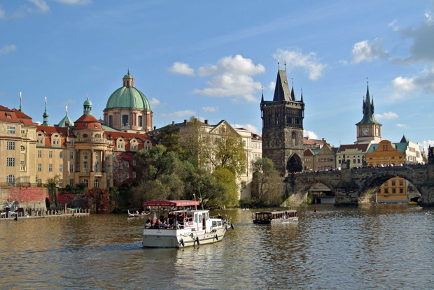 Städtetrip Prag Karlsbrücke