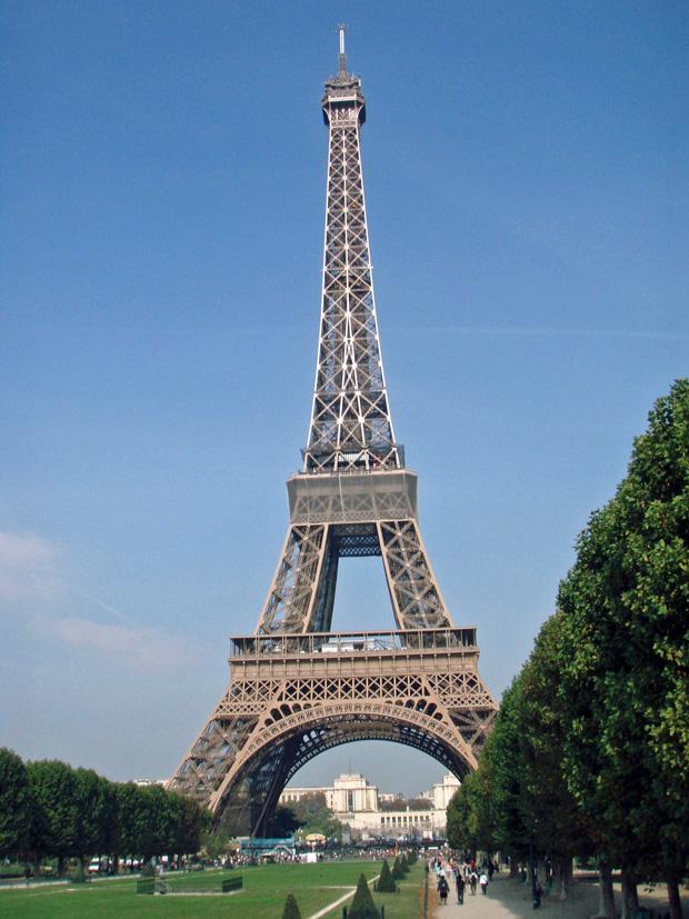 Städtetrip Paris Eiffelturm