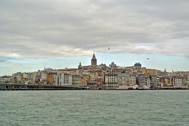 Städtetrip Istanbul Galataturm