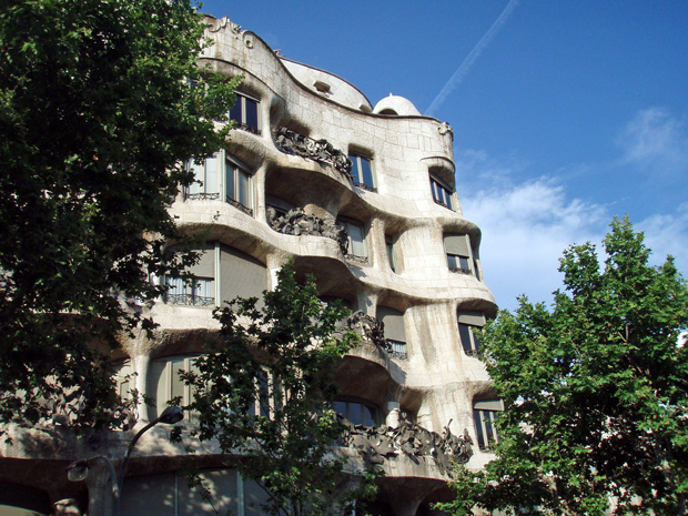 Städtetrip Barcelona Casa Mila