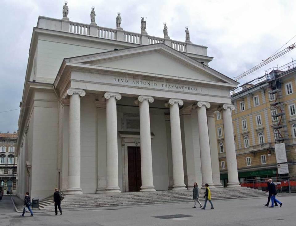 Sant'Antonio Taumaturgo Triest