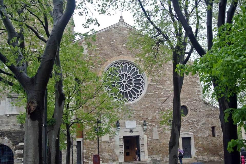 Cattedrale di San Giusto Triest