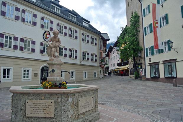 Altstadt von Zell am See