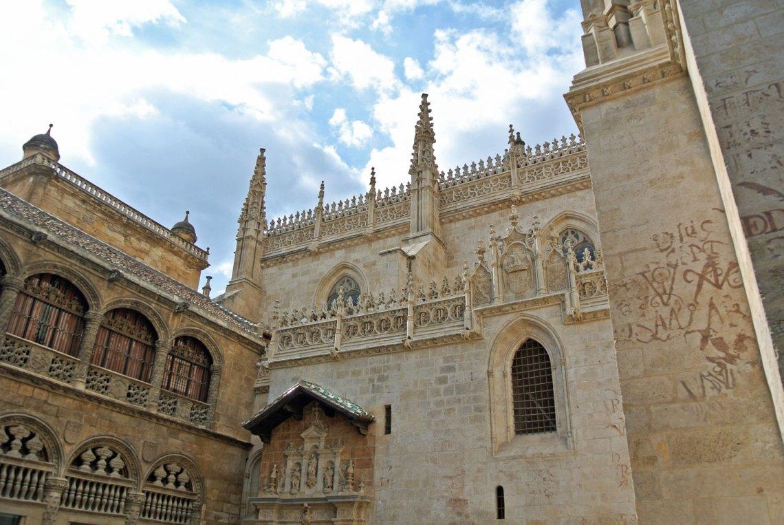 Kathedrale Santa Maria de la Encarnación de Granada Andalusien