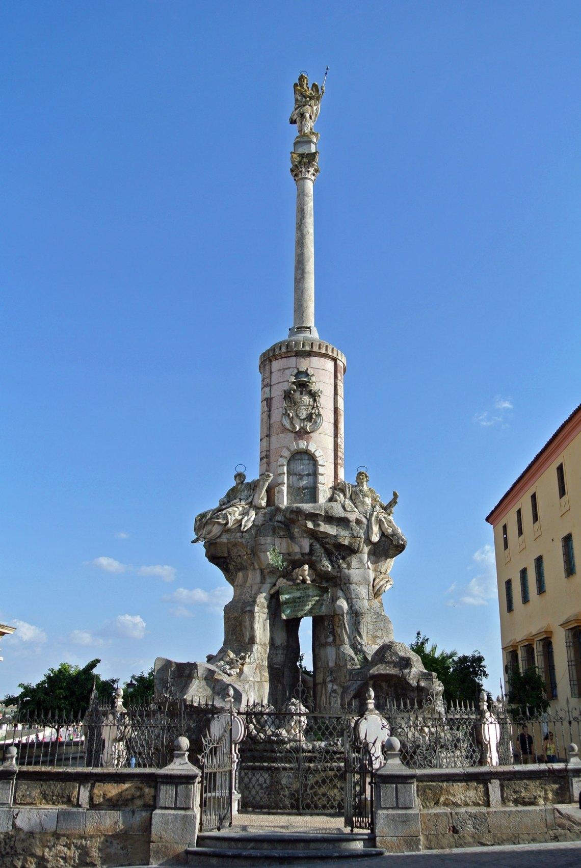 Triunfo de San Rafael Cordoba Andalusien
