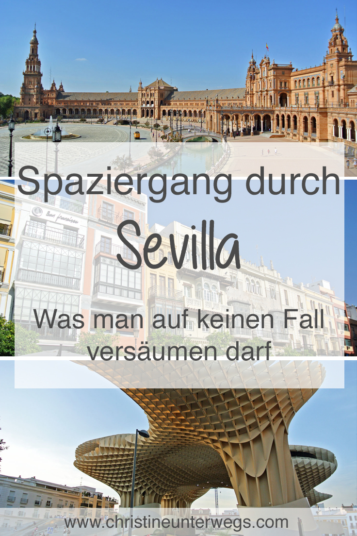 Tipps für einen Spaziergang durch Sevilla