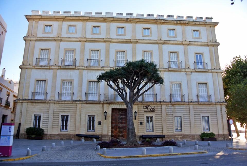 Haus in Cadiz in Andalusien, Spanien