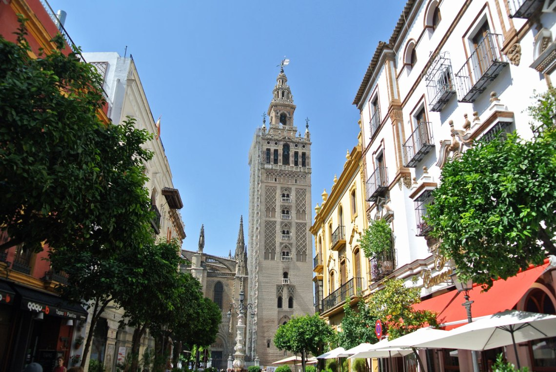 Sevilla in Andalusien, Spanien