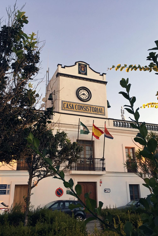 Tarifa in Andalusien in Spanien
