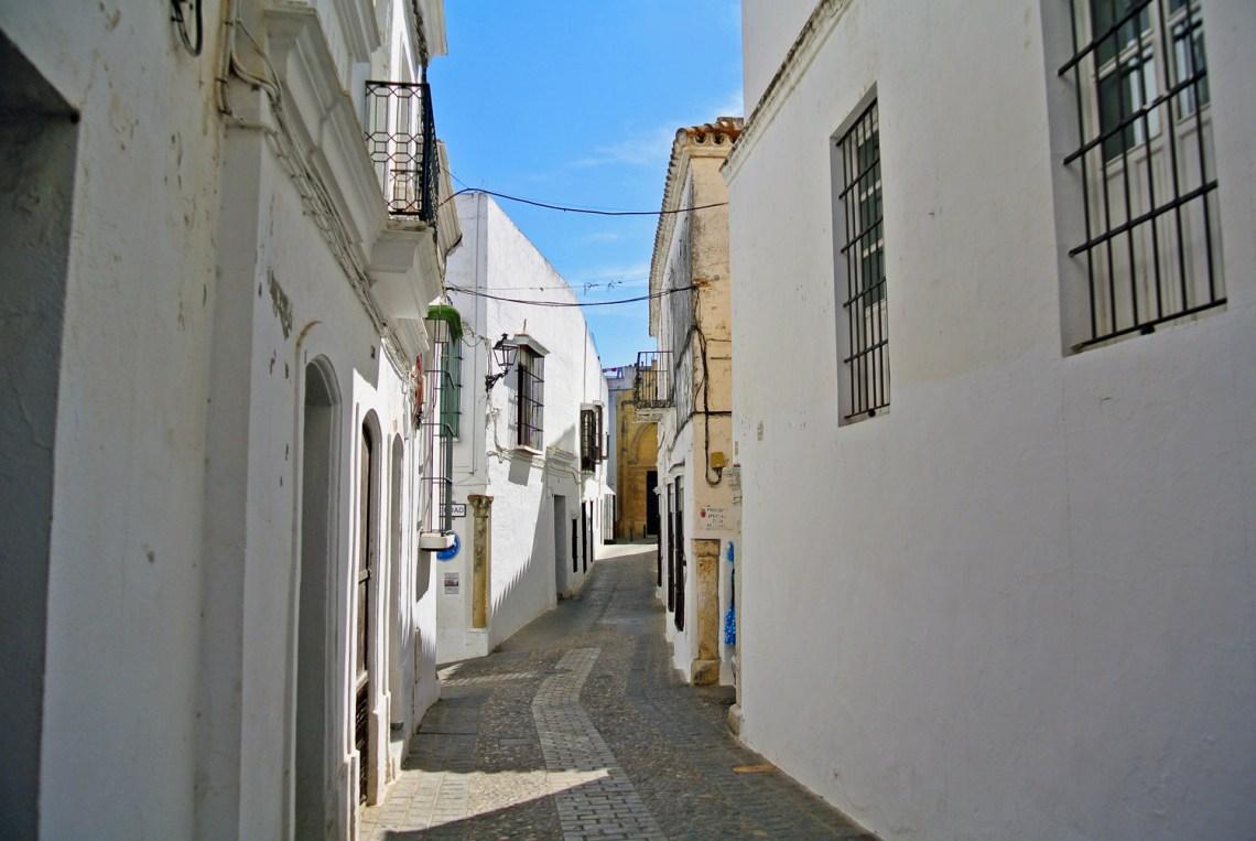 Arcos de la Frontera, weißes Dorf in Andalusien