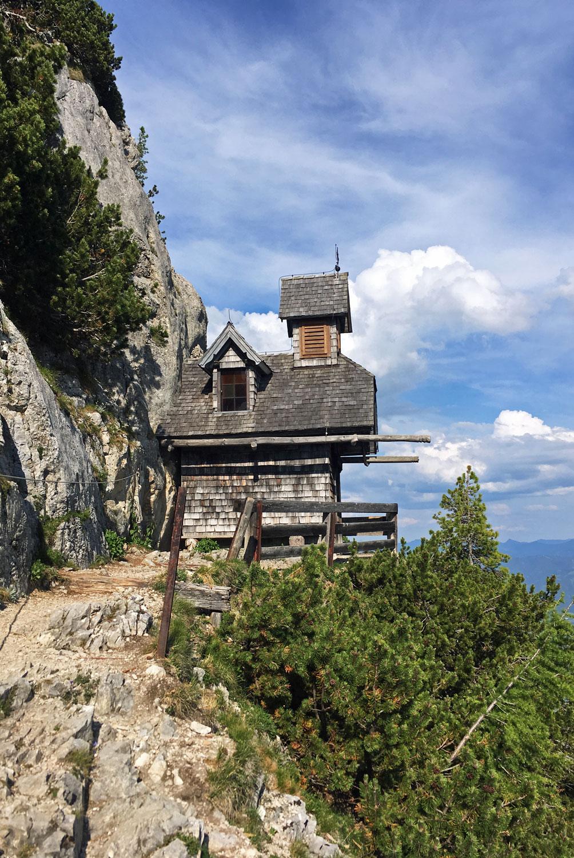 Friedenskircherl am Stoderzinken in der Region Schladming-Dachstein