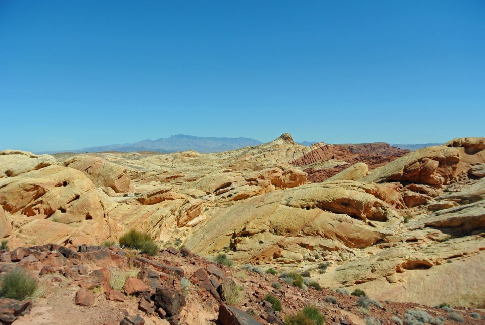 Valley of Fire State Park in Nevada, USA