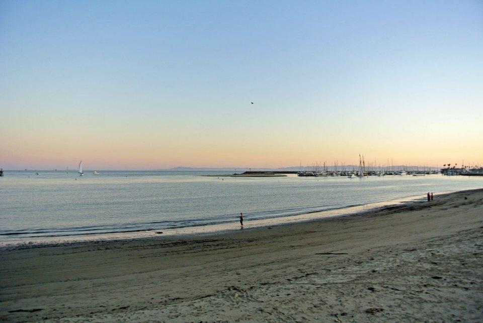 Strand in Santa Barbara