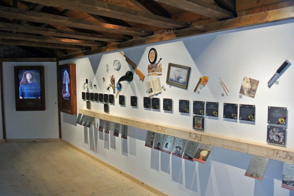 Ausstellungsraum Araburg