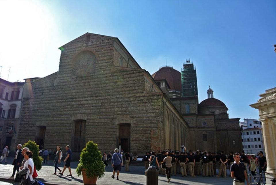 Basilica di San Lorenzo Florenz