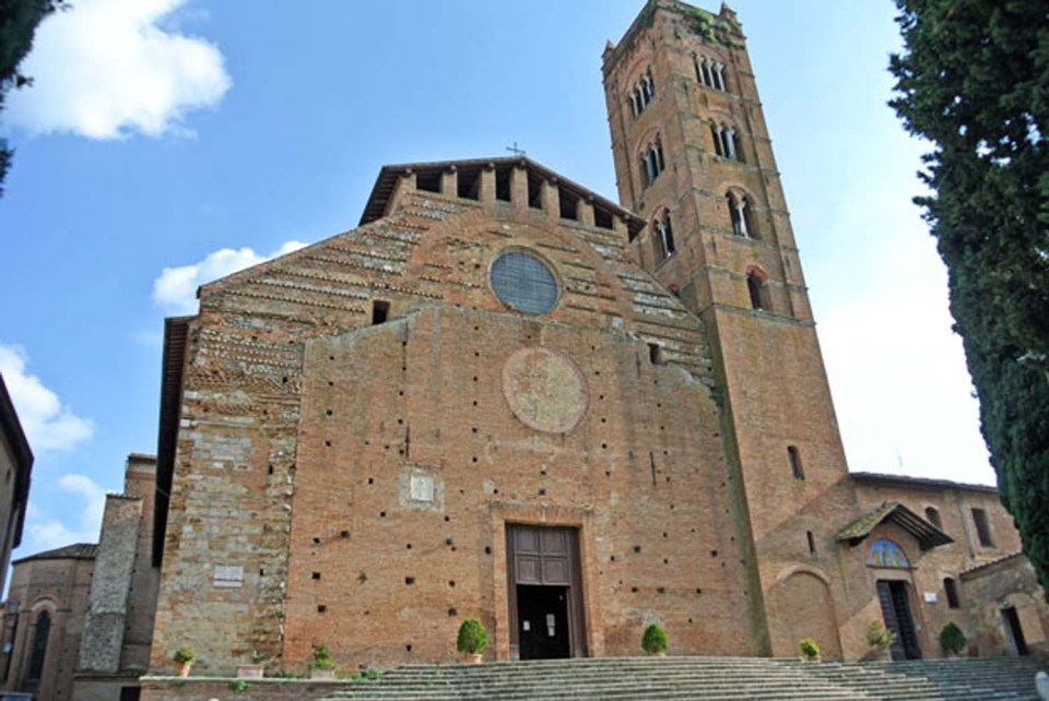 Basilica di San Clemente Santa Maria dei Servi Siena