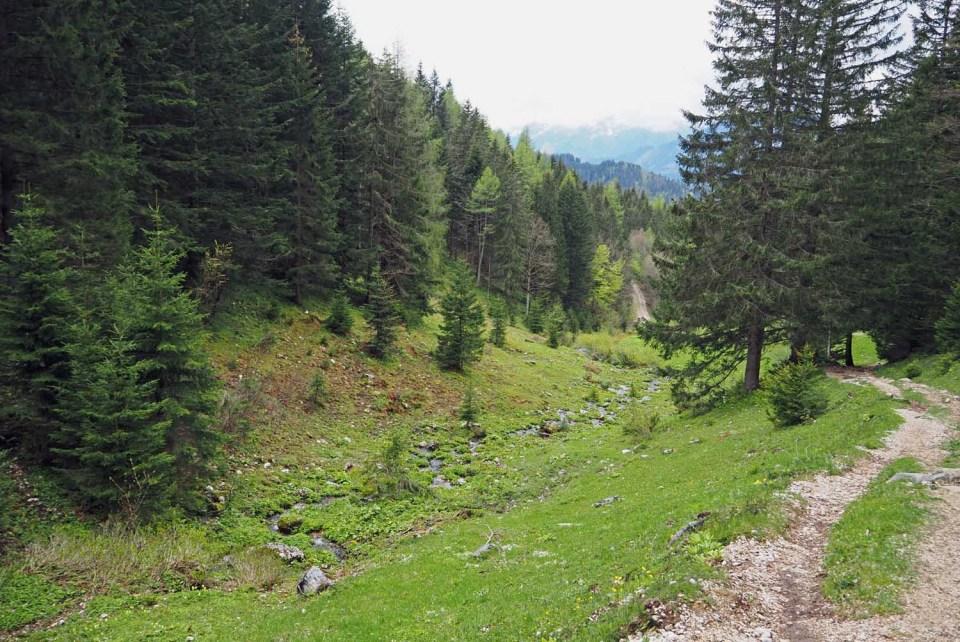 Wanderweg zum Rohrauer Haus in der Phyrn-Priel-Region