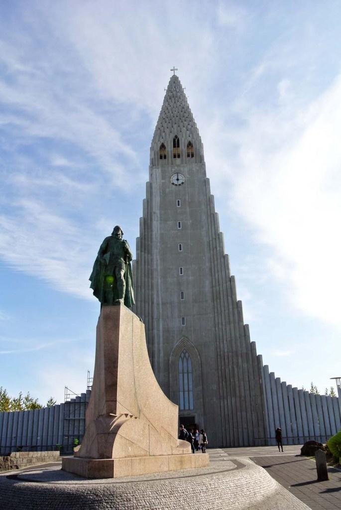Hallgrímskirkja Reykjavik Island