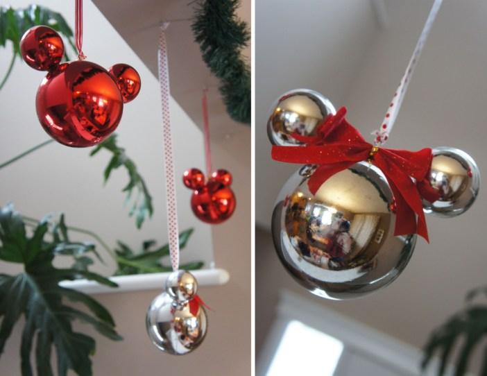 mickey oren kerstballen zelf maken
