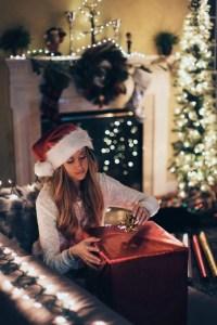 Return a Christmas gift